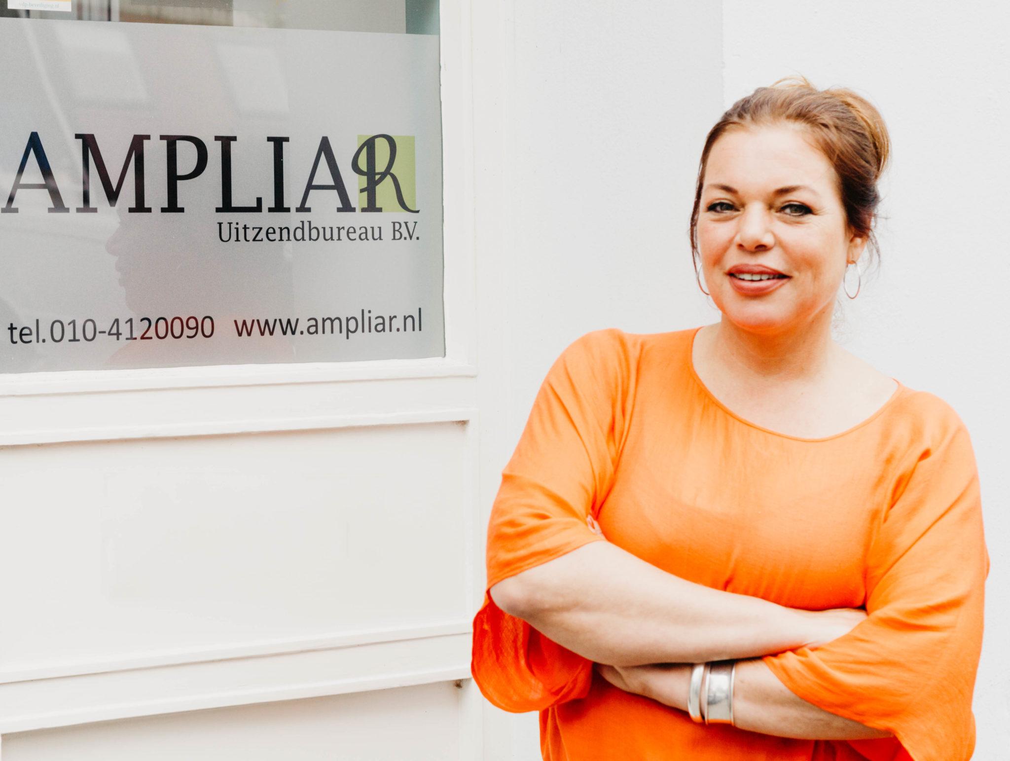 Social Return Rotterdam specialist Annemieke van der Laan